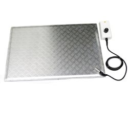 Fußheizplatte 60x96cm