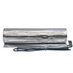 Aluminium Underfloor Heating Mat 80Watt/m²