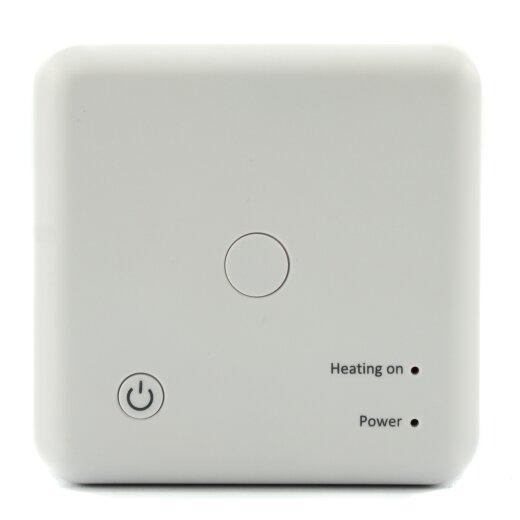 HT07 Digital Thermostat Vorderansicht