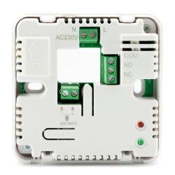 Optima Basic Wlan Thermostat Aufputz Vorderansicht