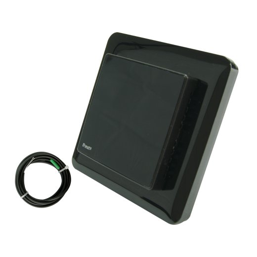 Black Thermostats Accessories