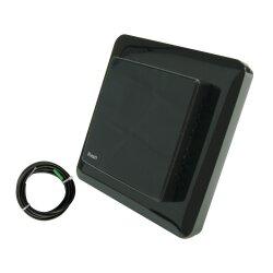Black Thermostats Accessories