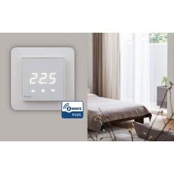 Heatit Z-Wave Thermostat Weiß
