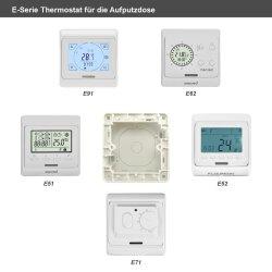 Aufputzdose für E-Serie Thermostat
