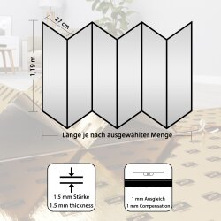 Heating Film Underlayment 1.5mm