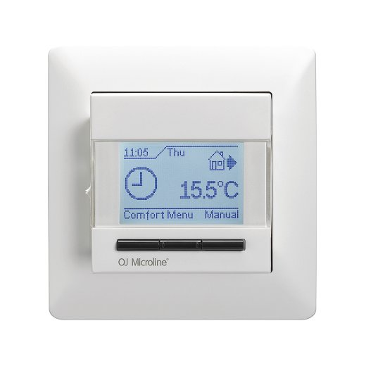 OCD4 Digital Thermostat Front View