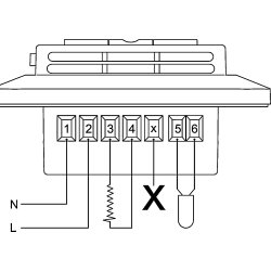 MCD4 Theromstat Control