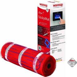 Warmup StickyMat 2SPM 200W/m²