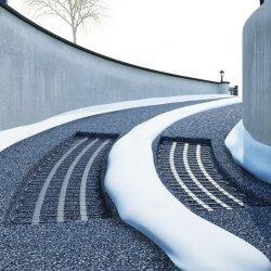 Freiflächenheizung für Gussasphalt 300Watt/m²