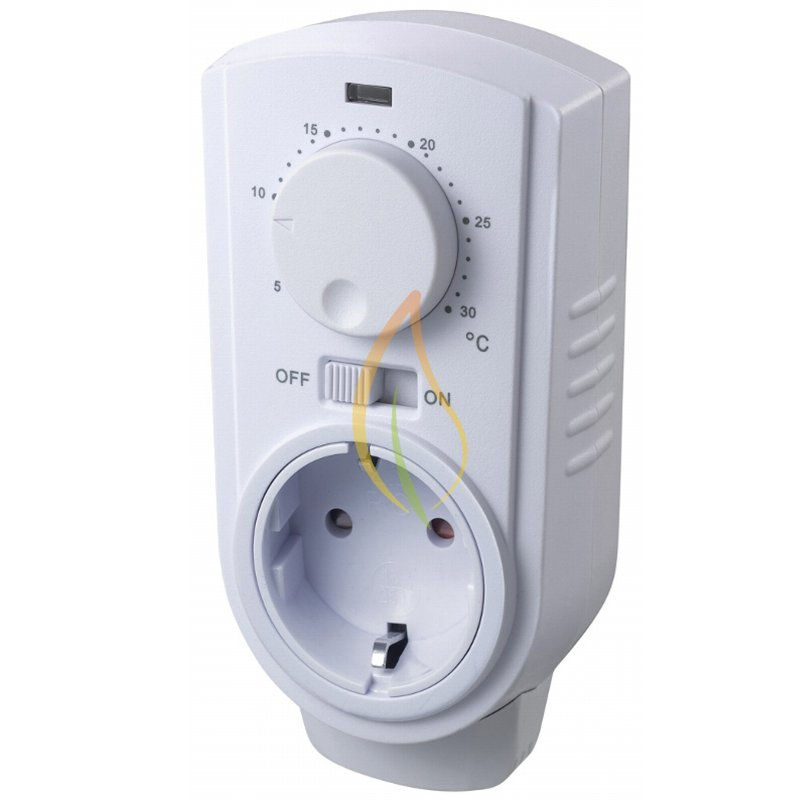 ST35 Steckdosenthermostat - Infrarot Heizfolie als elektrische Fußbod