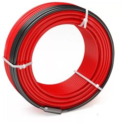 Open space heating cable f. mastic asphalt 30W/m