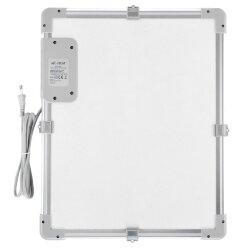 Infrared Desk Heater 36x45cm