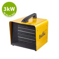 Ballu BKX-5 Elektro-Heizlüfter 3KW
